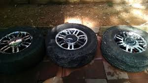 F150 Lug Pattern Magnificent Ford F48 48 Lug Pattern For Sale In Chapel Hill NC OfferUp