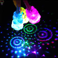 Light Wand Toy Hot Item Led Luminous Magic Projection Wand For Kids Light Up Toy