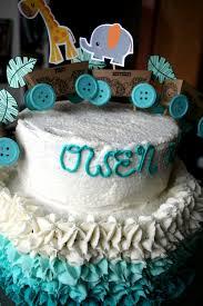Baby Boy One Year Birthday Cake Topper By Dennas Ideas Dennas Ideas