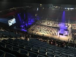 Bjcc Arena Section 9u Rateyourseats Com