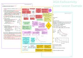 aqa trilogy physics gcse revision cover activities