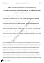navigating conflict essay year hsc english advanced navigating conflict essay