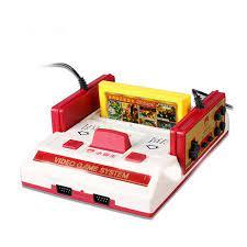 Máy chơi game 4 nút Family Computer tích hợp 500 game cổ điển