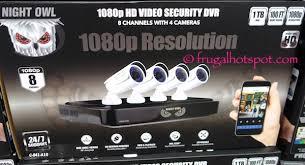 surveillance camera costco. Simple Costco Night Owl HD Surveillance System Costco  Frugal Hotspot On Camera O