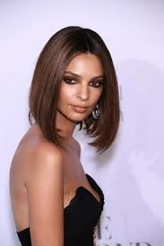 The Bob Hairstyle emily ratajkowski shows off her new bob haircut and enviable 5244 by stevesalt.us
