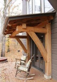 exterior structural wood brackets. Delighful Wood Dramatically Enhance Your Homeu0027s Exterior With Timber Frame Accents Such  As Trusses Brackets Awnings Door Hoods And More In Exterior Structural Wood Brackets E
