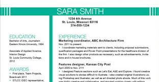 Good Resume Templates. 10 Free Resume Templates Best 20+ Modern ...