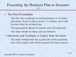 Writing A Business Plan Ppt Video Online Download