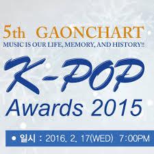 Dl Mp3 Show 160217 Kbs 5th Gaon Chart K Pop Awards 2015