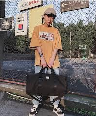 <b>Nylon Travel Bag</b> Large Capacity <b>Men Hand Luggage Travel Bags</b> ...