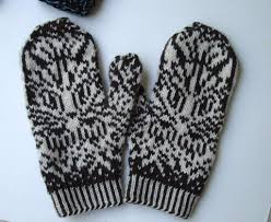 Mittens Pattern Gorgeous Everyone Loves Mittens Including Your Kitten