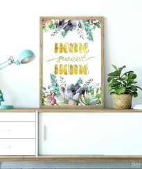 initial wall decorations monogram wall decor free printable succulent monogram wall art beautiful free succulent initials