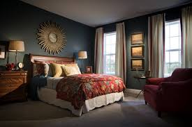 Master Bedroom  Cute Red Bedroom In Home Decor Ideas With Red - Cute apartment bedroom decorating ideas