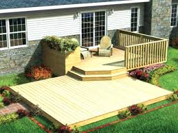 Backyard Deck Ideas Diy Decks Around Above Ground Pools Outdoor With Hot  Tubs. Backyard Deck Cost Canada Outdoor Decks Images With Jacuzzi.