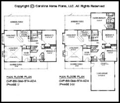 Small Expandable House Plan BS12661574AD Sq Ft  Small Budget Expandable Floor Plans