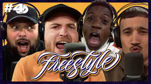 Ta Joela verpest Qucee's freestyle | SUPERGAANDE FREESTYLE ft. Donnie -  YouTube