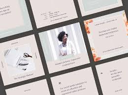 Free Design Templates For Instagram Hepburn Free Instagram Templates Kit
