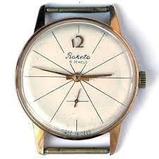 <b>часы Ракета</b> 2603 позолота Au СССР vintage soviet gold-plated ...