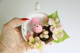 Decorating With Teacups And Saucers 60 DIY Home Decorating Ideas Using Teacups Home Decor 45