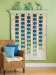 DIY} How to Hang a Quilt - The Chronicles of Home & via Pinterest Adamdwight.com