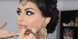 indian stani bridal makeup and hairstyling make up collection 86 indian bridal make up indian wedding makeup wedding bridal airbrush makeup artist in kuala