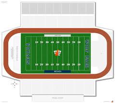 Nevada Wolfpack Football Stadium Seating Chart Mackay Stadium Nevada Seating Guide Rateyourseats Com