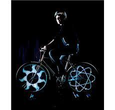 M232 Wheel Light Monkeyletric Full Wheel Lights The M232 Monkey Light Turns