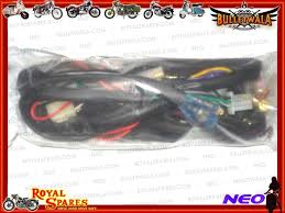 royal enfield 350 500cc complete wiring harness 144586 cheapest royal enfield 350 500cc complete wiring harness 144586