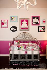 Pink and Black French-Inspired Nursery - Project Nursery