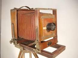 Resultat d'imatges de maquina fotografica antigua