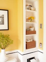 bathroom paint yellow. beautify your bathroom paint colors for small bathrooms: yellow cabinet
