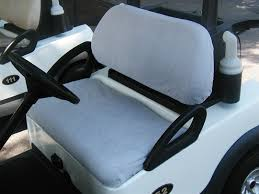 seat covers for ezgo golf cart colors light gray