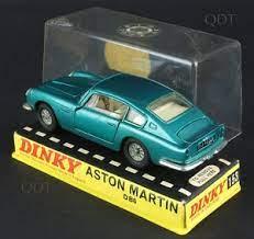Dinky Toys 153 Aston Martin Qdt