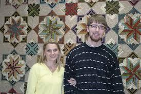 Eldon's Quilt tells story of overcoming | The Rockford Squire & Edyta Sitar, quilt designer Adamdwight.com