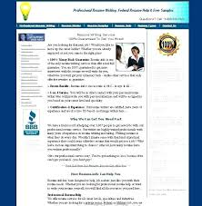 Resume Writing Services Review The Ladders Resume Writing Service