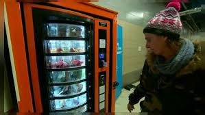 Isis Vending Machines Extraordinary Vending Machines For Homeless In The UK Euronews
