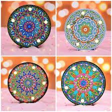 Diamond Painting Light Box 5d Diamond Painting Mandala More Led Light Box