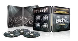 Vh1 Metal Evolution Chart Metal Evolution Limited Edition Dvd Steelbook Releasing In