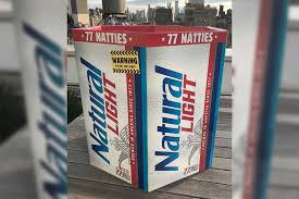 Natty Light 77 Pack Where To Buy Natty Light Just Released A 77 Pack Of Beer