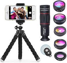 APEXEL Phone Camera Lens with 18x Telephoto ... - Amazon.com