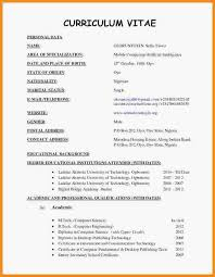 Correct Resume Format Inspiration 28 Awesome Correct Resume Format 28 Collections