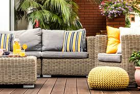 avoid using any scrubbers when tackling glass patio furniture cleaning the bristles could scratch the surface for the first go over opt for mild dish