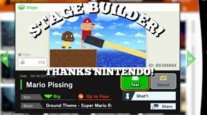 Stage Youtube Smash Weird Bros Of - World Builder The Ultimate
