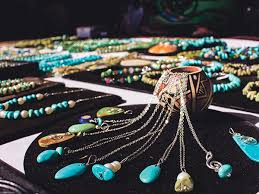 new mexico turquoise jewelry