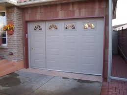 garage door with man door non warping patented honeyb garage door with door
