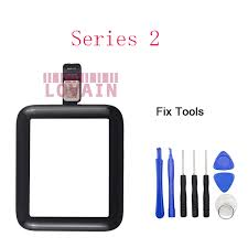 <b>1Pcs Touch Screen</b> Panel For Apple Watch Series 2 3 38mm 42mm ...