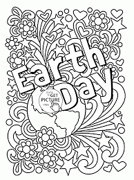 Small Picture Earth Day Printable Coloring Image Gallery Earth Day Coloring Book