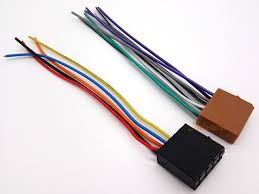 12 001 autostereo universal iso standard radio wire cable wiring Car Stereo Color Wiring Diagram 12 001 autostereo universal iso standard radio wire cable wiring harness car stereo adapter connector