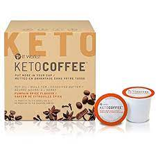 Israetel recommends a powder that contains casein. Amazon Com It Works Keto Coffee 7 Pack 1 Week Supply Trial Health Personal Care