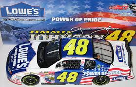 jimmie johnson 48 2002 chevrolet monte carlo ss lowes power of pride rookie